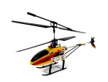 2.4G 4 Channel RC Alloy Helicopter (Double Blades)