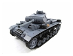 <font color=red><b>&#65288;Out of Stock&#65289;</b></font>NEW Henglong 1:16 R/C S&S Panzer III Tank(Super 2.4G Version)