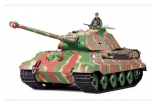 NEW Henglong 1:16 R/C S&S Kingtiger Tank Porsche Turret (Super Version)