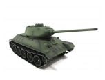 NEW Henglong 1:16 R/C S&S Russian T-34/85 Tank (Super Version 2.4G)